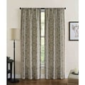 Dolce Rod Pocket 84-Inch Curtain Panel Pair (Set of 2)