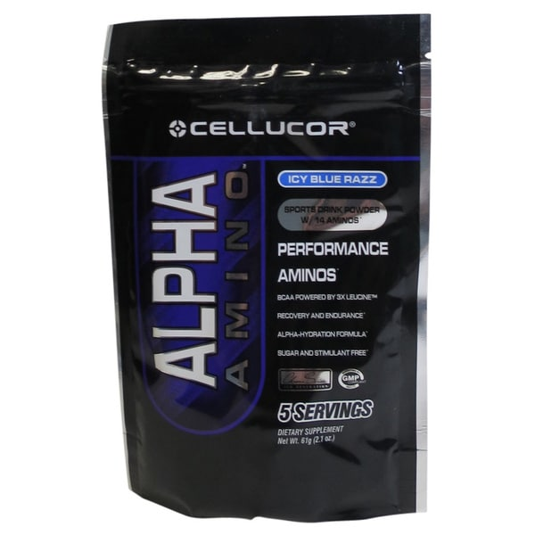 Cellucor Alpha Amino Sports Drink Powder (30 Servings)