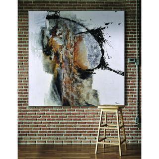 Free Flow Unframed Canvas Art