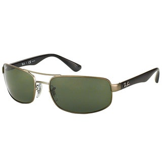 Ray Ban Unisex RB 3445 029/57 Matte Gunmetal Sport Polarized Sunglasses