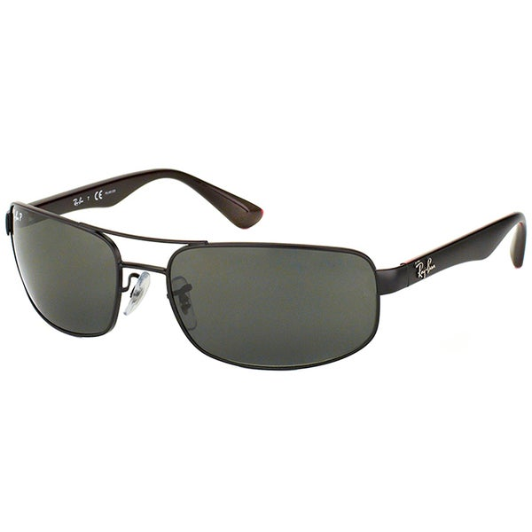 Ray Ban Unisex RB 3445 006/P2 Matte Black Sport Sunglasses
