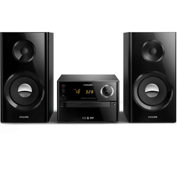 Philips BTM2180 70-watt Bluetooth Wireless/ CD Total Micro System Stereo (Refurbished)