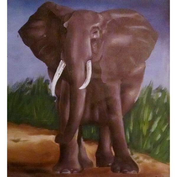 The African Elephant (Ghana)
