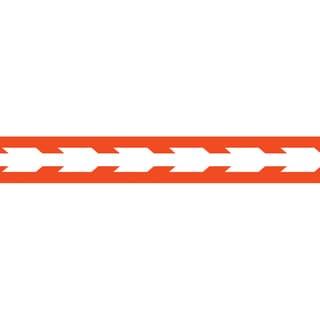 "Grosgrain Printed Ribbon .875""X4yd-Large Arrows"