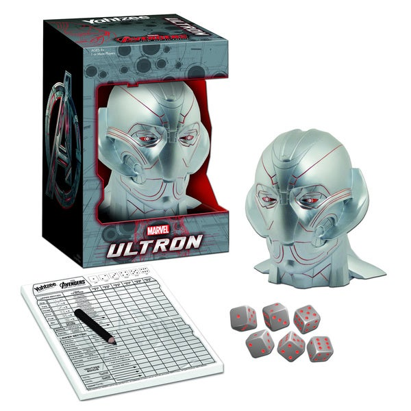USAopoly Avengers Age of Ultron Board Game