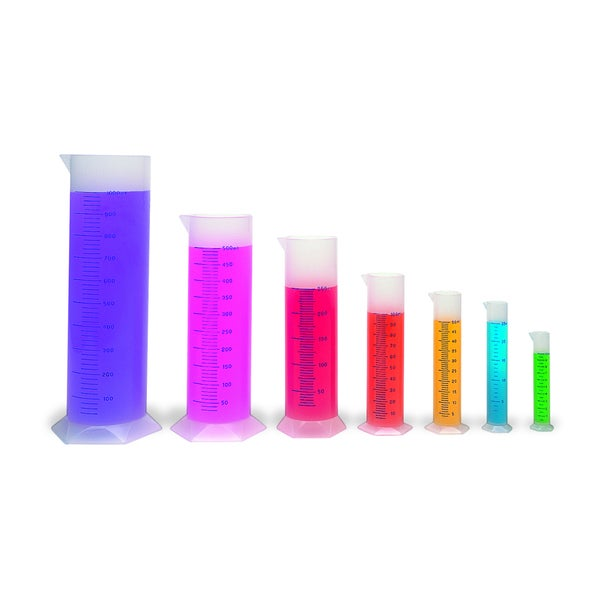 Learning Resources Graduated Cylinders (Package of 7)