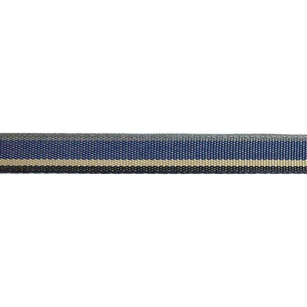 "Ruban Diego Ribbon 1/2""X21.87 Yards-Navy Multi"