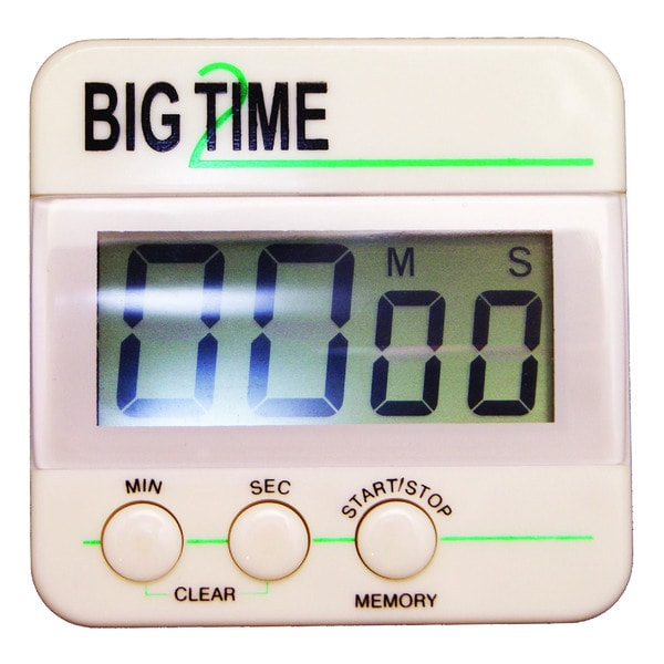 Ashley Productions Big Time Too Up/ Down Timer