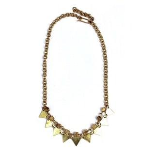 Brass Barika Necklace (Kenya)