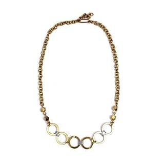 Brass Akello Necklace (Kenya)