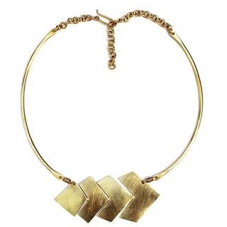 Brass Jata Necklace (Kenya)