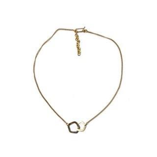Brass Paka Necklace (Kenya)