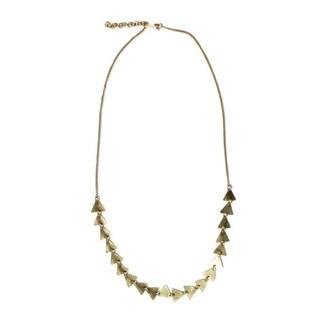 Brass Matisse Necklace (Kenya)