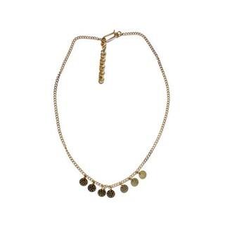 Brass Dalila Necklace (Kenya)