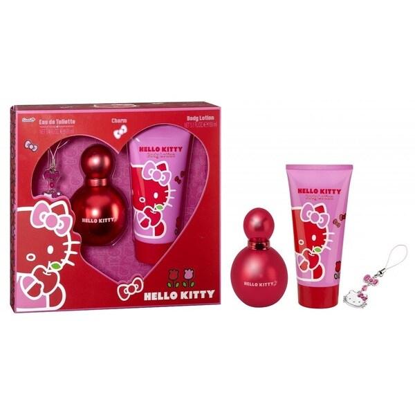 Hello Kitty 3-Piece Gift Set