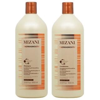 Mizani Thermasmooth 33.8 oz. Shampoo and Conditioner Duo Set (Set of 2)