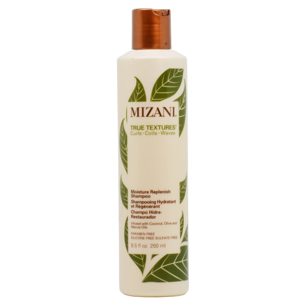 Mizani True Textures Moisture Replenish 8.5-ounce Shampoo