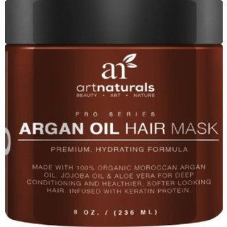 Art Naturals Argan Oil Deep Conditioner 8-ounce Hair Mask