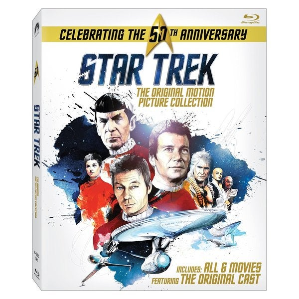 Star Trek: Original Motion Picture Collection (Blu-ray Disc) 16739317