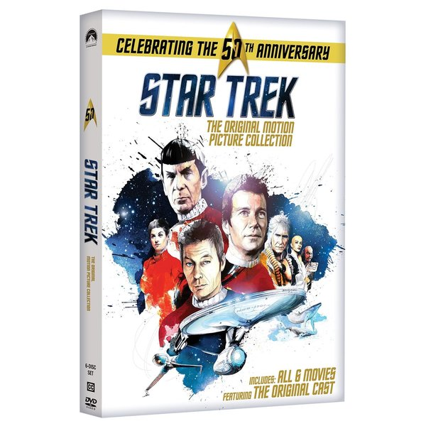 Star Trek: Original Motion Picture Collection (DVD) 16739318