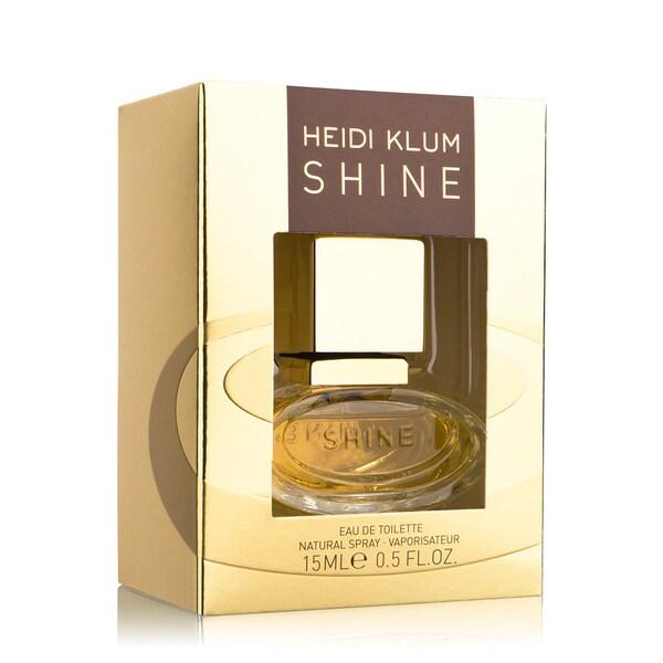 Heidi Klum Shine Women's 0.5-ounce Eau de Toilette