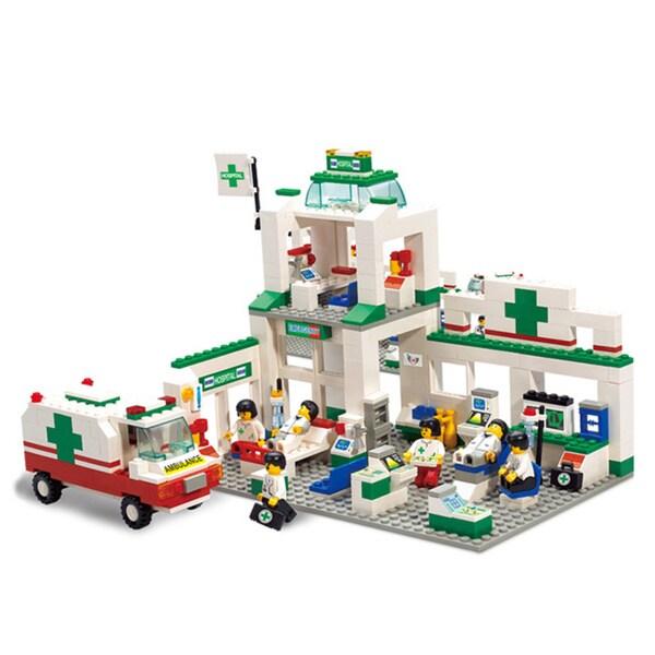 Sluban Emergency Center M38-B5600