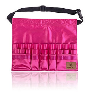 SHANY Urban Gal Collection Pro Cosmetics Brush Holder, Apron, and Organizer