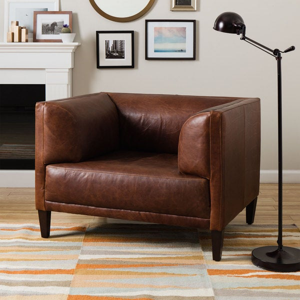 Nimbus Chocolate Leather Columbus Chair 17886034  : Nimbus Chocolate Leather Columbus Chair 9f38252b 2a7e 4a52 91b9 7a116eb6cb21600 from www.overstock.com size 600 x 600 jpeg 49kB