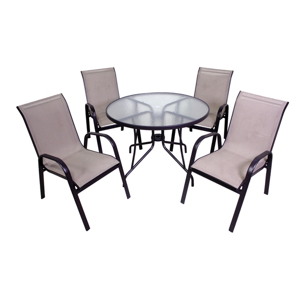 Florida Keys Outdoor 5-piece dining set