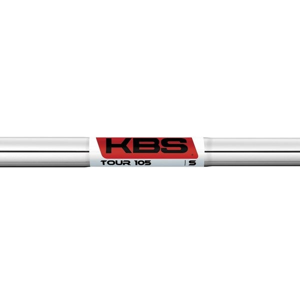 Kbs Tour 105 Taper Tip Steel Golf Shaft