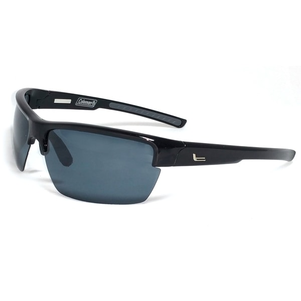 Coleman Summit Black Sunglasses