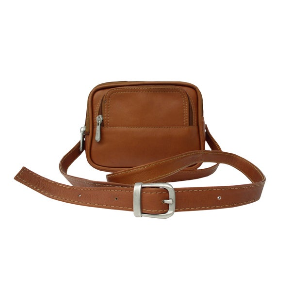 Piel Leather Traveler's Camera Bag