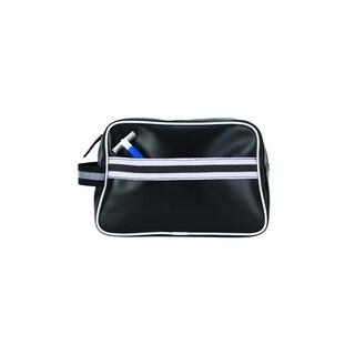 Fashion Zippered Metro Ammenity Toiletry Bag