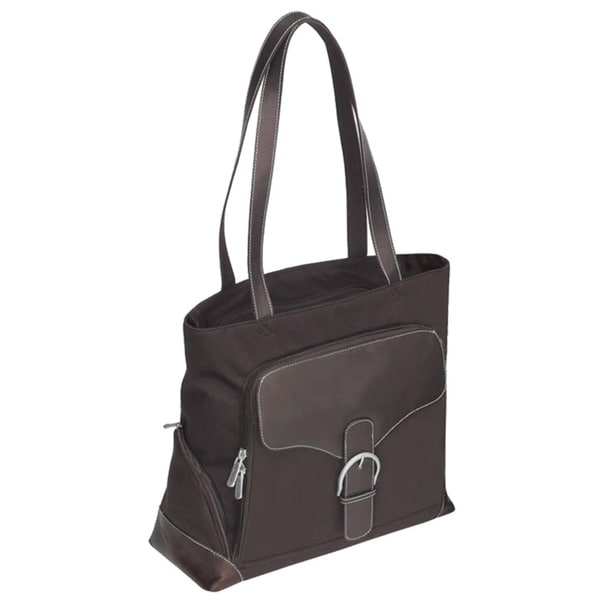 Bellino Women's 15-inch Laptop Shoulder Tote Bag