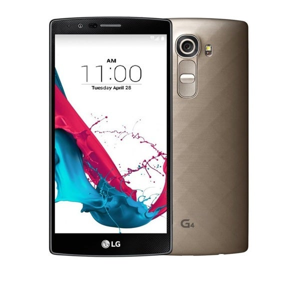 LG G4 H815 32GB Unlocked GSM 4G LTE Hexa-Core Android 5.1 Phone- (Refurbished)