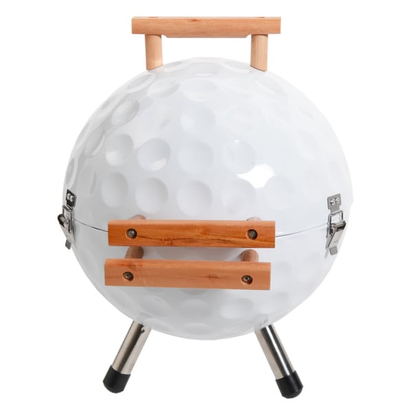 Gibson Golfball Style Outdoor Portable Charcoal Grill