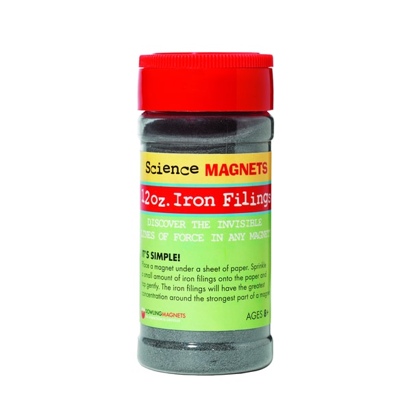 Dowling Magnets Iron Filings