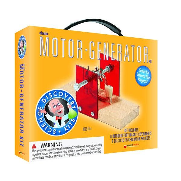 Dowling Magnets Electric Motor/Generator Kit