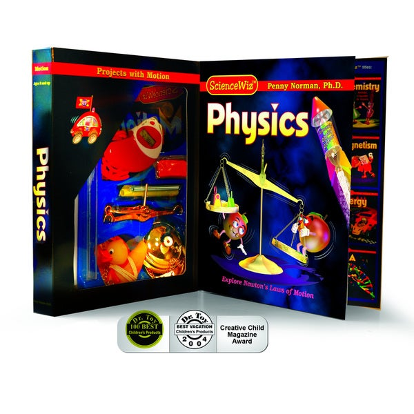 Science Wiz Physics Science Kit