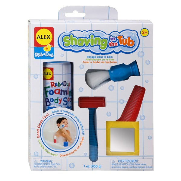 Alex Toys Shaving In The Tub Shaving Kit
