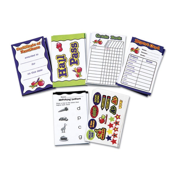 Learning Resources Pretend and Play School Set Teacher Supplies 16745336