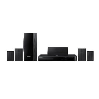 Reconditioned Samsung 5.1 Channel 1000 Watt Blu-Ray Home Theater System-HT-JM41