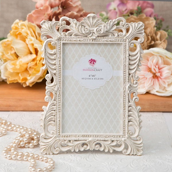 Antique Look Photo Frame