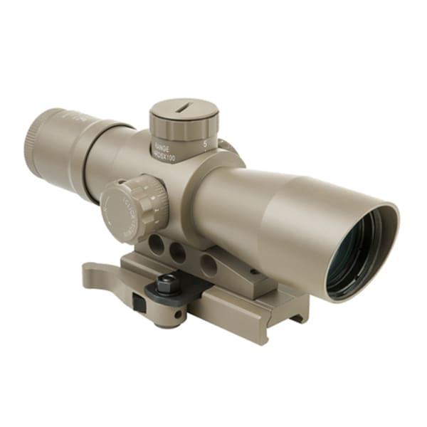 NcStar Mark III Tactical Gen 2 4x32mm P4 Sniper Tan