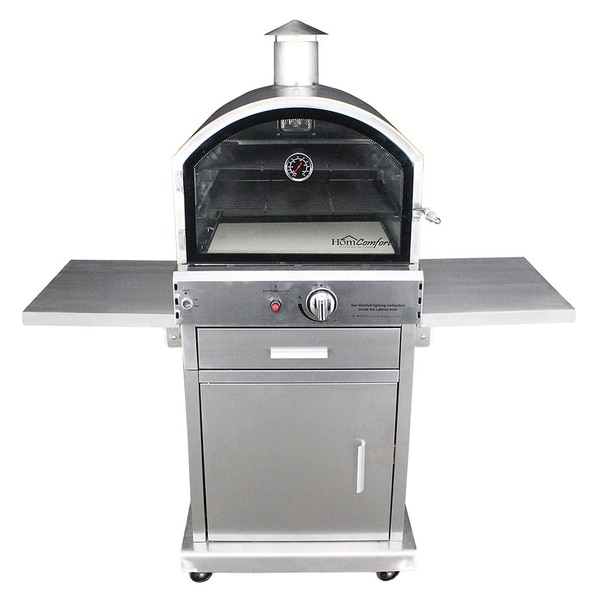 HomComfort Outdoor Gas Oven
