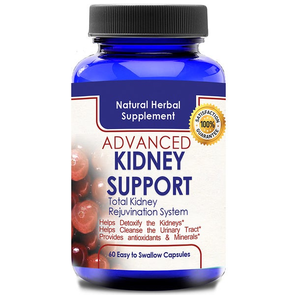 Totally Products Kidney and Urinary Cleansing Support