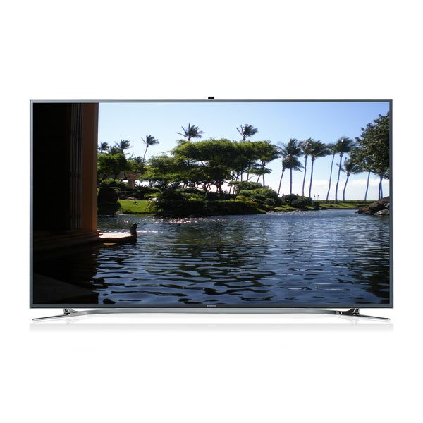 Reconditioned Samsung 65-inch 4K 3D Smart 240Hz LED TV with WIFI-UN65F9000AFXZA
