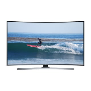 Reconditioned Samsung 65 In 4K 3D Curved Smart 240CMR UHD LED TV with WIFI-UN65JU750DF