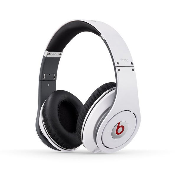 Reconditioned Beats Studio Wired OverEar Headphone - Studio Black