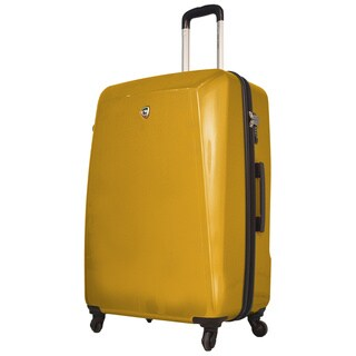 Mia Toro ITALY Fibre di Carbonio Moderno 20-inch Expandable Carry-on Hardside Spinner Suitcase